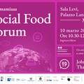 A Matera il primo Social Food Forum europeo