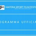 """Arriva il """"Matera sport film festival"""""""