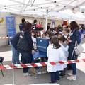 Villaggio Coldiretti, anche la Polizia di Stato presente con uno stand