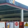 Stazione servizio Q8, tutto pronto per la rimozione