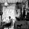 L'artista visivo Stefano Faravelli a Matera