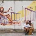 Street Art sui muri degli immobili dell'Ater