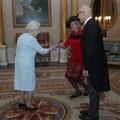 L'alta moda lucana conquista Buckingam palace