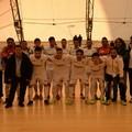 Takler Matera, vittoria sofferta contro il Futsal Melito
