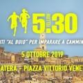 """A Matera arriva la Run 5.30 """"yellow edition"""", una magica corsa tra i sassi"""