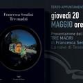 """Fondazione Sassi: presentazione di  """"Tre madri """" di Serafini nella rassegna letteraria"""