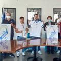 Calcio: Matera Grumentum presenta logo e maglie