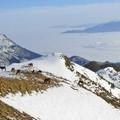 Primi fiocchi di neve sul territorio lucano