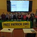 Patrick Zaky è cittadino onorario di Matera