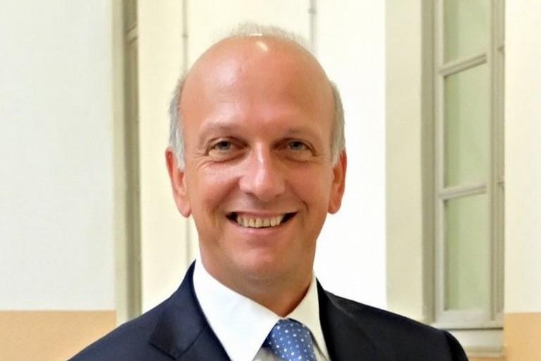Ministro all'istruzione Marco Bussetti