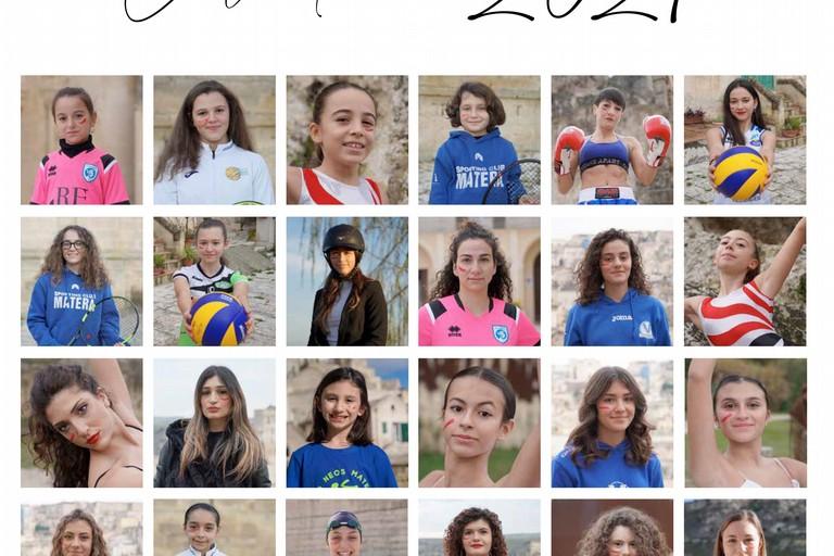 calendario sport al femmiile
