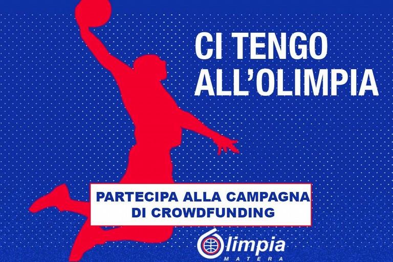 Olimpia Basket- campagna crowdfunding