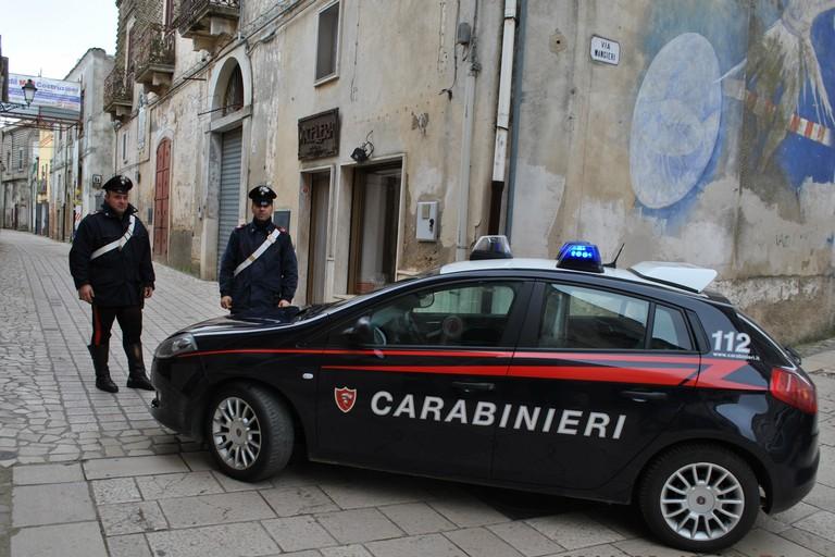 Carabinieri di Irsina