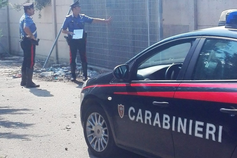 Furto di cavi in rame, arrestati due tarantini