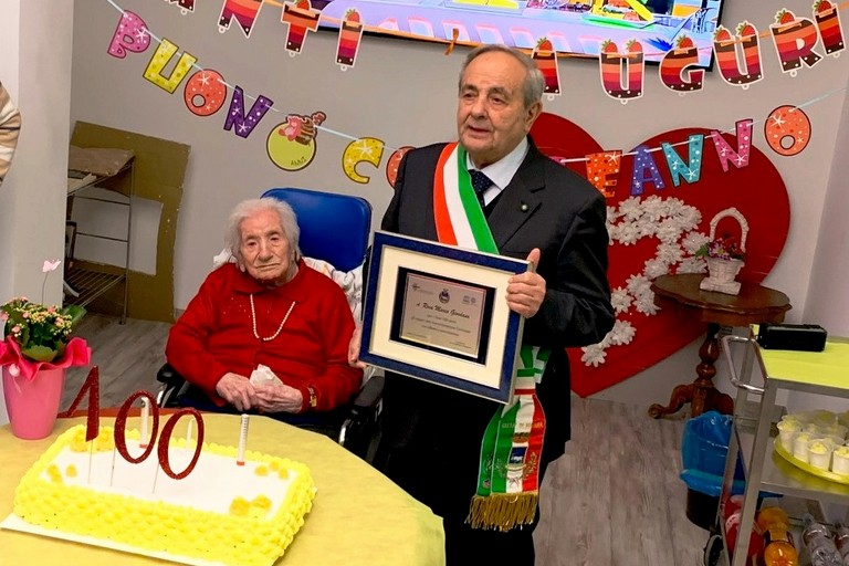 Centenaria materana