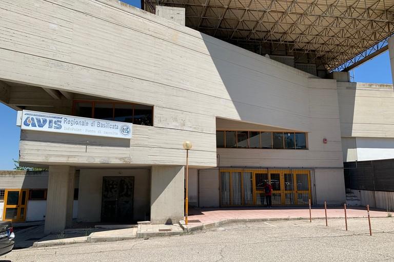 futura sede centro sperimentale cinema- via Lazzazzera
