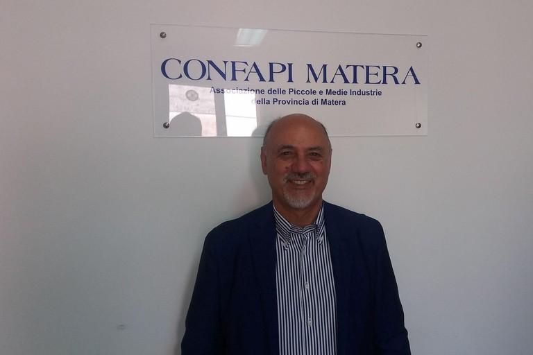 Claudio Nuzzaci, presidente sezione edile Confapi Matera