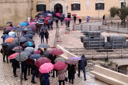 code prefettura per pass Matera 2019