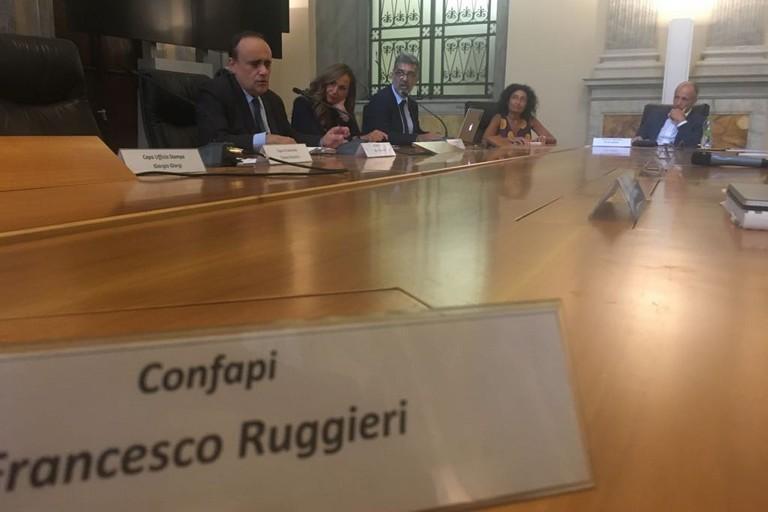 Riunione a Roma con il Ministro Bonisoli