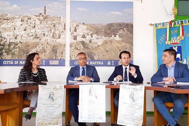 Presentato il cartellone della 1^ edizione del Matera Spring Music Festival