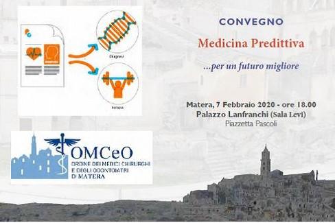 convegno medicina predittiva-Lions Matera