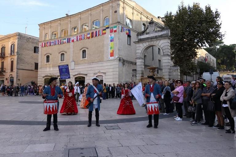 Corteo storico - foto Unpli Pro Loco Basilicata