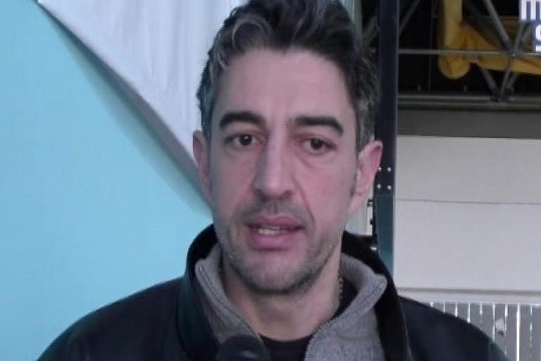 Cristiano Grappasonni - direttore sportivo Olimpia Basket
