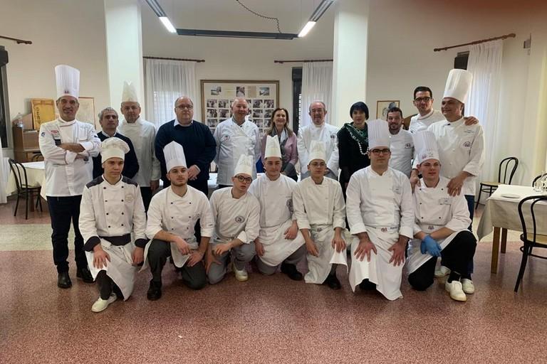 """Antonio Cirigliano è il """"Miglior allievo di Cucina"""""""