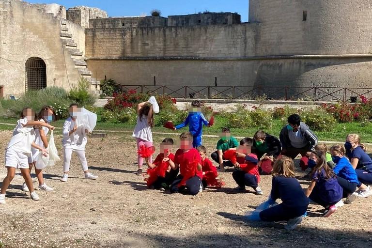 Danza e gioco, bella esperienza per i bambini dell'Ic Minozzi