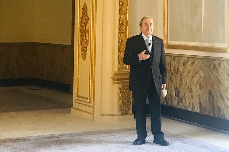 De Ruggieri a Palazzo Malvinni Malvezzi