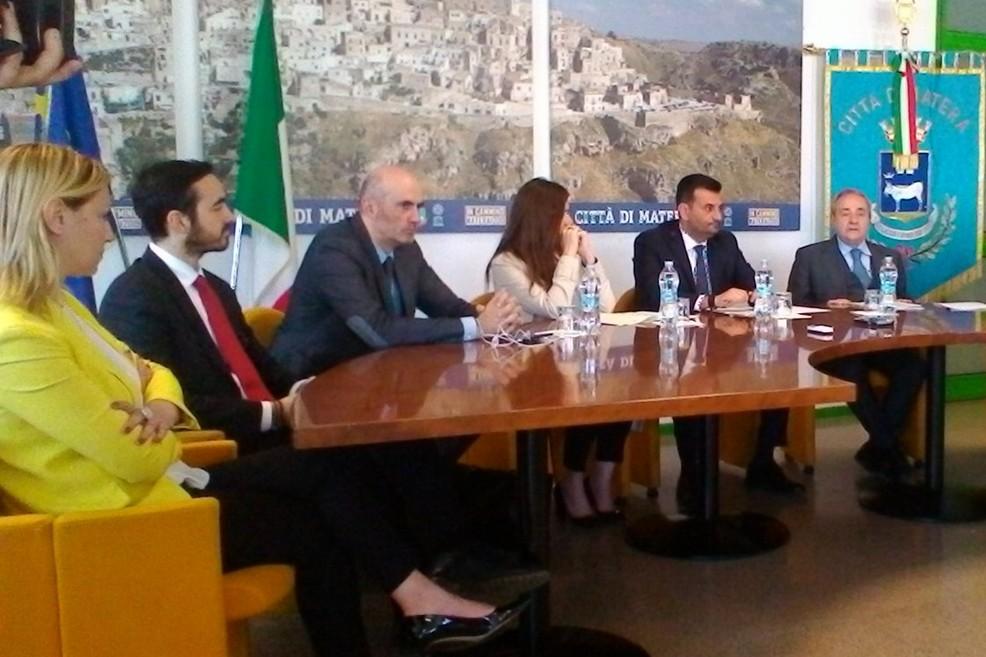 Capitale Italiana Cultura 2022, Bari chiama Matera