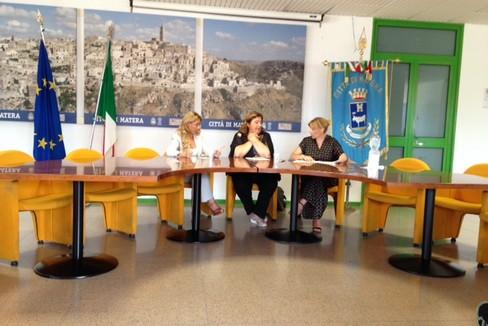 Incontro tra assessore Antonicelli e operatori terzo settore