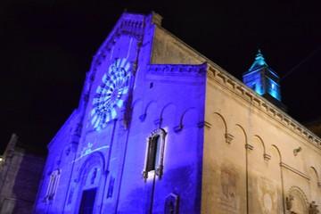 Duomo in luce una festa di colori e immagini