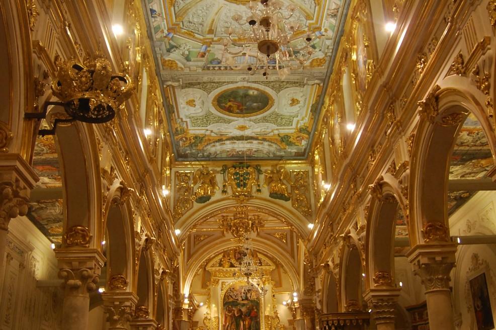Basilica Cattedrale di Matera. <span>Foto Vittoria Scasciamacchia</span>