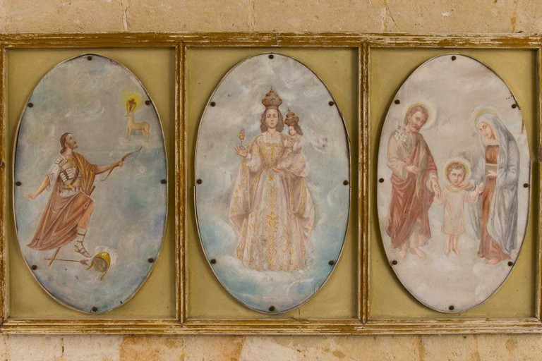 edicola Madonna della Bruna