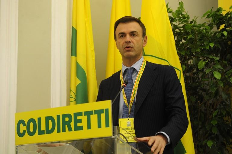 Ettore Prandini- Presidente nazionale Coldiretti