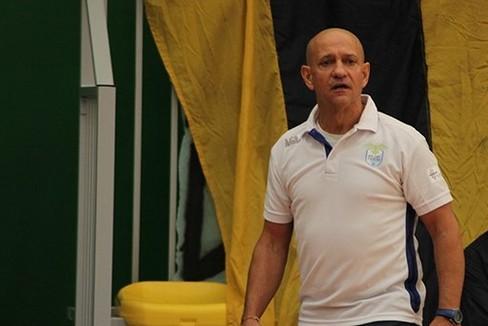 Eustachio Rondinone-  allenatore della Real Team Matera