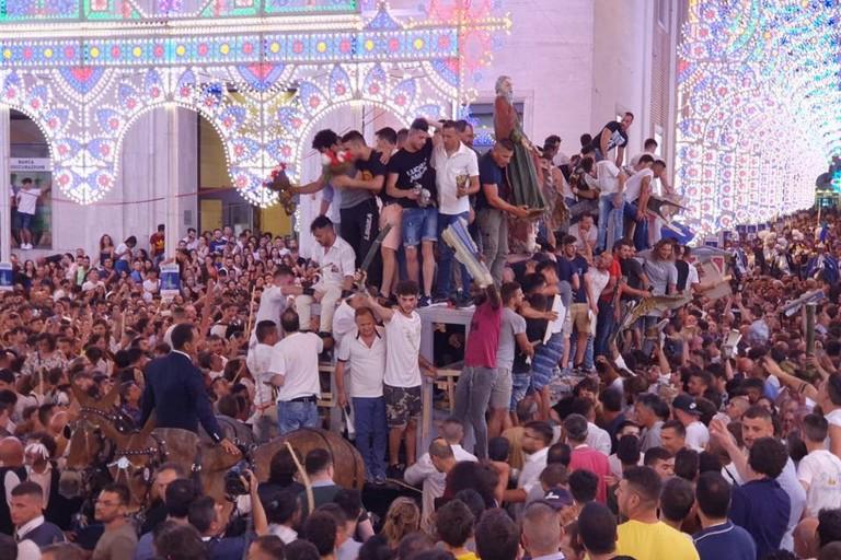 Festa della Bruna - foto Polizia di Stato