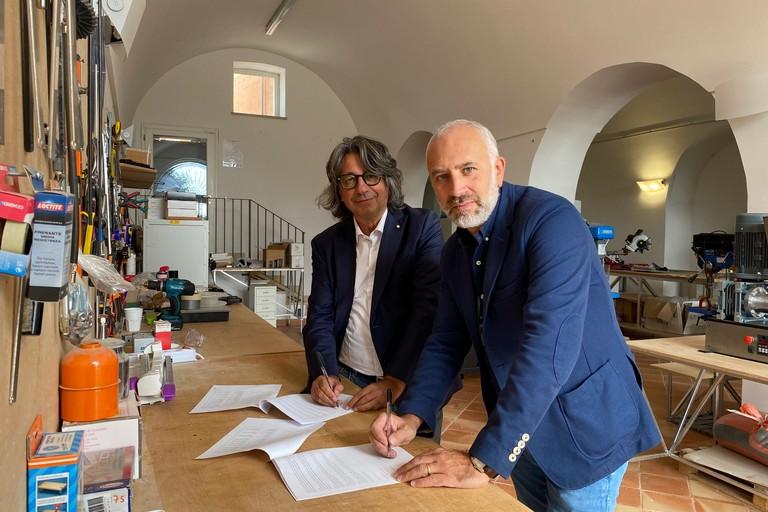 firma accordo matera 2019- Cna Basilicata