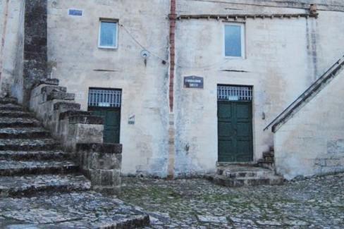 la sede della Fondazione Sassi