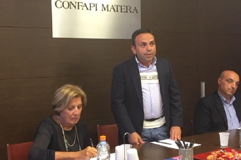 Poli Bortone incontra Confapi Matera