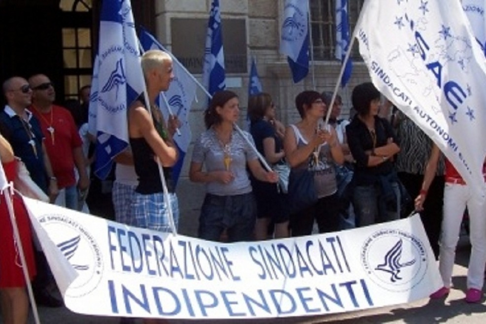 Matera sciopero nazionale dei lavoratori del pubblico impiego for Costo seminterrato di sciopero