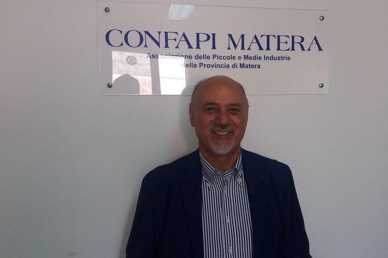 Claudio Nuzzaci Confapi Matera