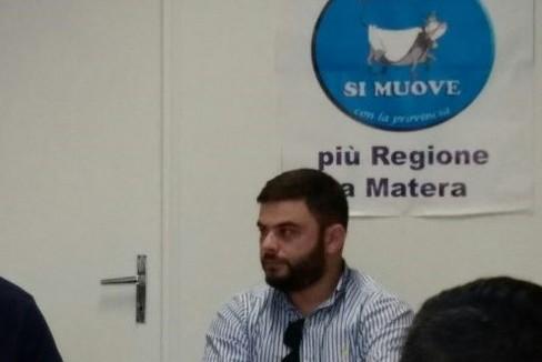 Daniele Fragasso Consigliere comunale di Matera si Muove
