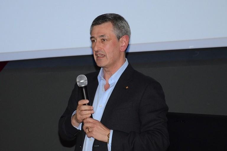 Giuseppe Scavetta - presidente de