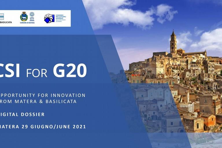 dossier g20- consorzio industriale Matera