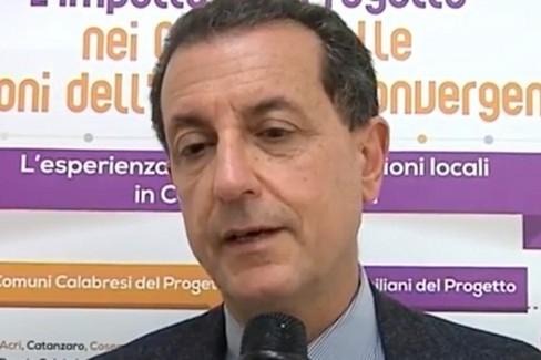 Gaimpiero Marchesi- commissario straordinario Zes ionica