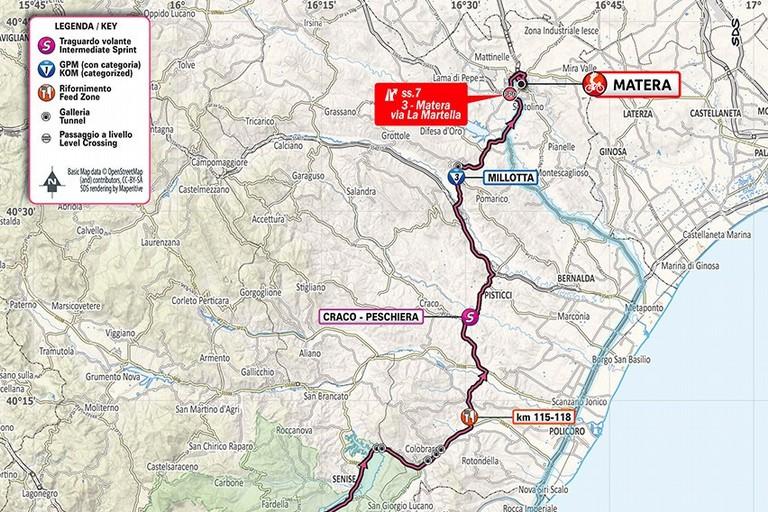 Tappa del Giro d'Italia 2020
