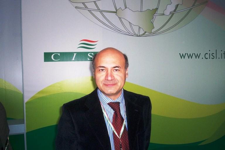 Giuseppe Amatulli, segretario Cisl Basilicata