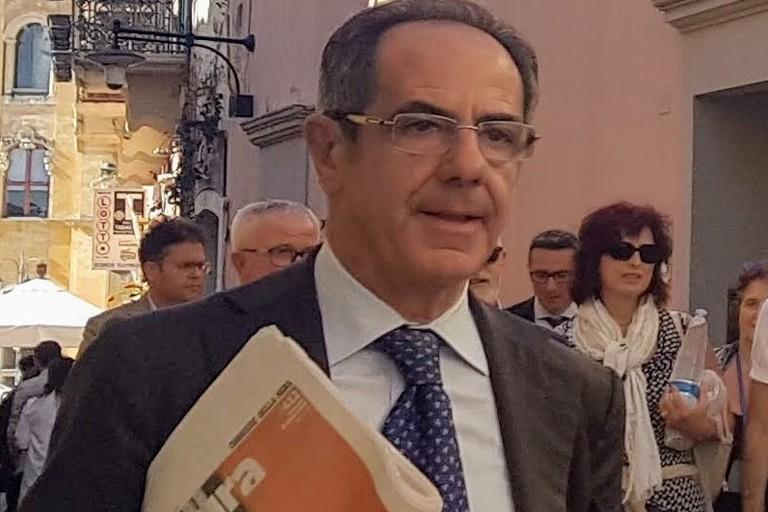 Vincenzo Santochirico, presidente Fondazione Sassi